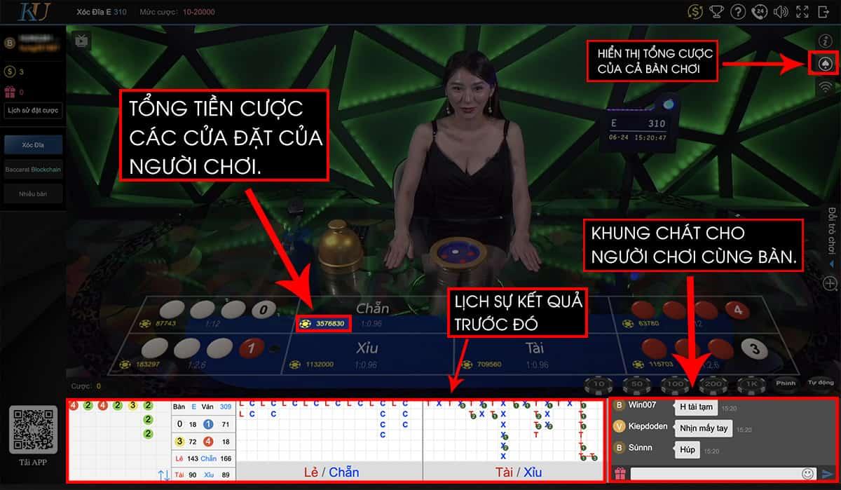 xóc đĩa online, xóc đĩa ku casino, xóc đĩa trực tuyến kubet