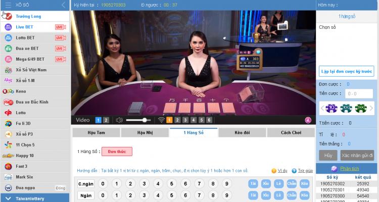 Live Bet ( cá cược trực tiếp ) trên Kubet