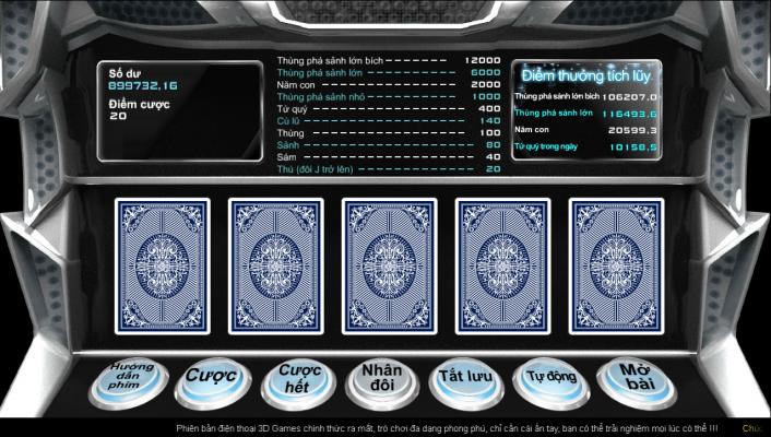 game bài 5PK