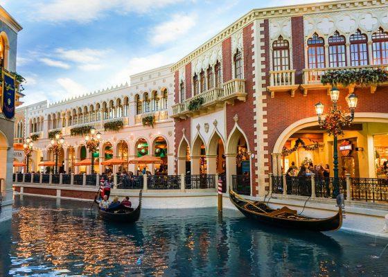 Casino resort - khu sòng bạc nghĩ dưỡng