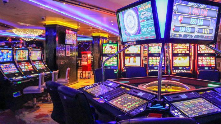 Chơi casino trên mạng