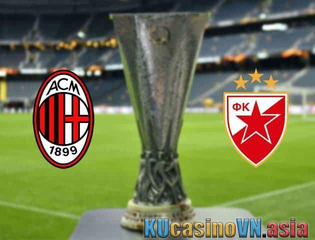 Soi kèo AC Milan vs FK Crvena Zvezda