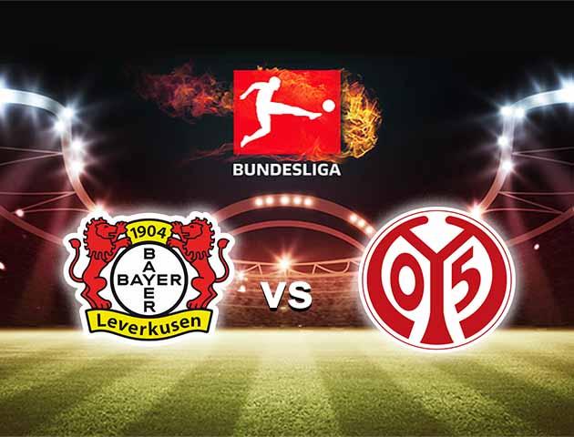 Soi keo Bayer Leverkusen vs Mainz