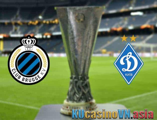 Soi kèo Club Brugge vs Dynamo Kyiv
