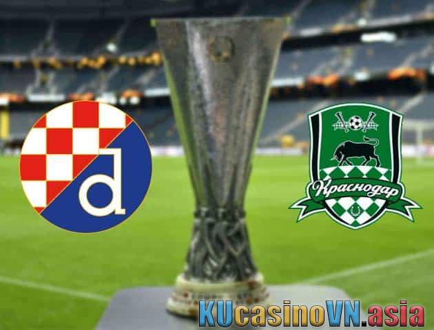 Soi kèo Dinamo Zagreb vs Krasnodar