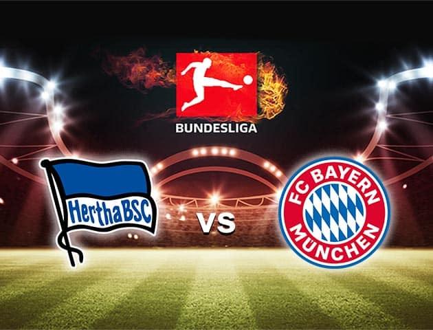 Soi kèo Hertha Berlin vs Bayern Munich