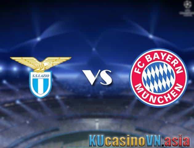 Soi kèo Lazio vs Bayern Munich