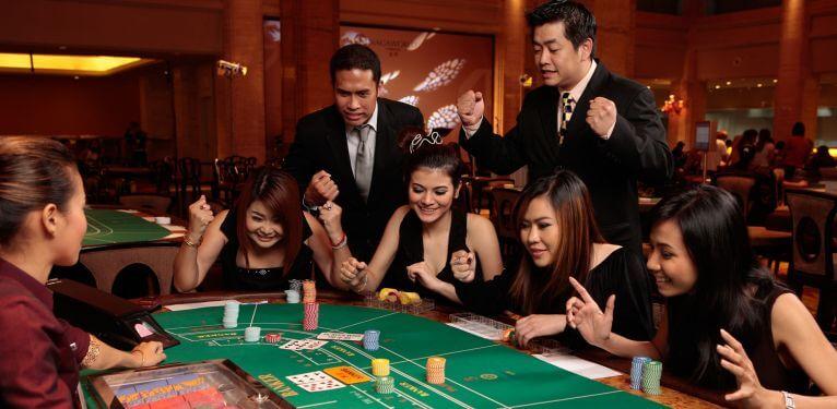 Những trò chơi tại casino hot nhất