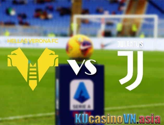 Soi kèo Hellas Verona vs Juventus