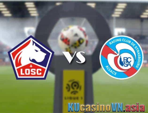 Soi kèo Lille vs Strasbourg