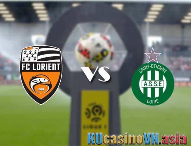 Soi kèo Lorient vs St Etienne