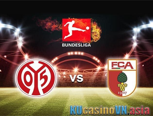 Kèo Mainz 05 vs Augsburg, 28/2/2021 - Bóng đá quốc gia Đức [Bundesliga]