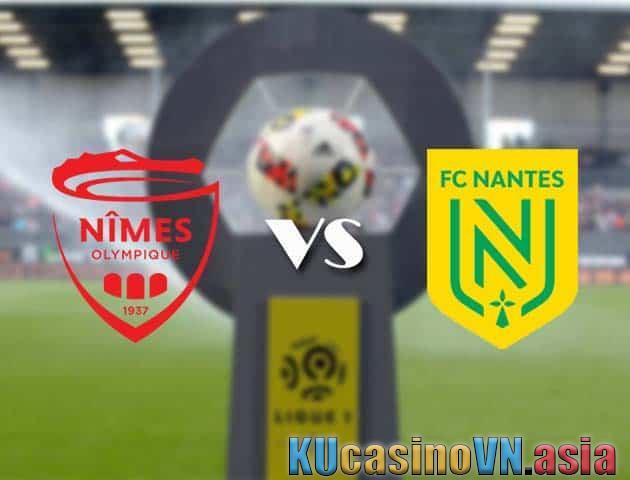 Nimes vs Nantes, ngày 28 tháng 2 năm 2021 - Giải VĐQG Pháp [Ligue 1]