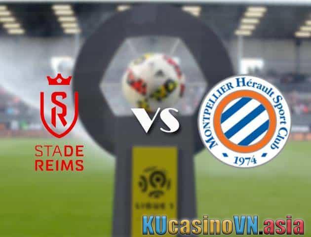Kèo Reims vs Montpellier, 28/02/2021 - VĐQG Pháp [Ligue 1]