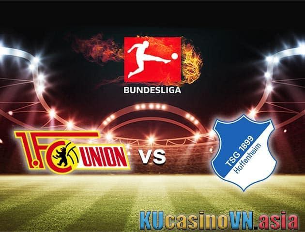 Union Berlin vs Hoffenheim, ngày 28 tháng 2 năm 2021 - Giải VĐQG Đức [Bundesliga]