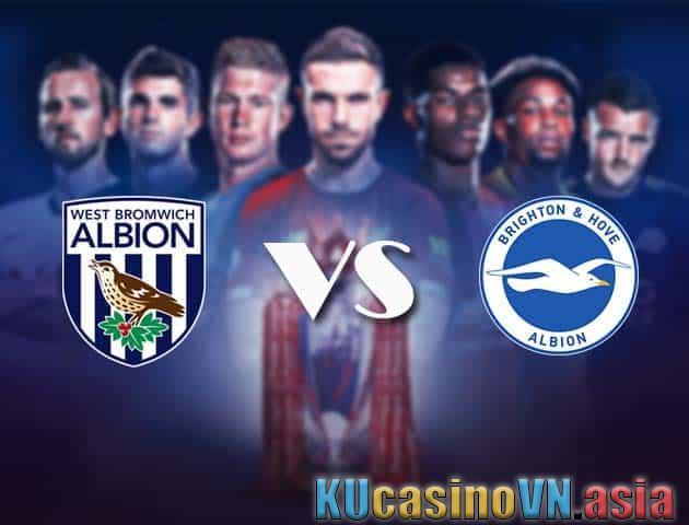 West Brom vs Brighton, 27/2/2021 - Ngoại hạng Anh