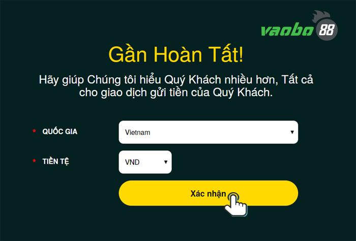đăng ký tài khoản v9bet