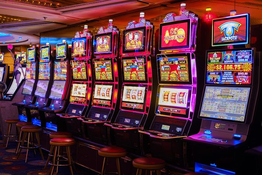 Sử dụng máy đánh bạc để kiếm tiền từ sòng bạc trực tuyến-Ảnh 2