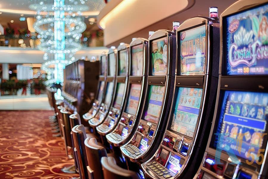 Kiếm tiền từ casino trực tuyến slot