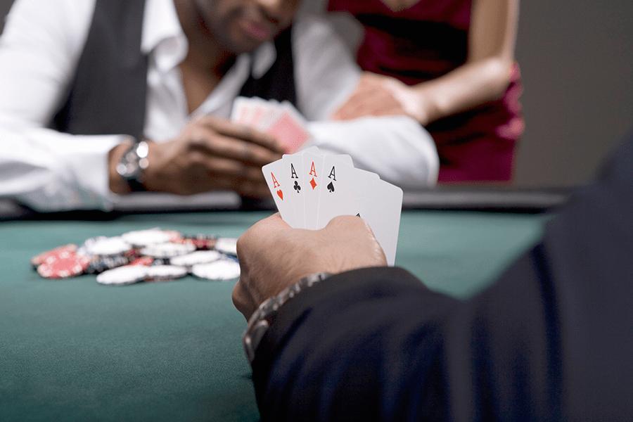 Làm thế nào để thắng một trò chơi poker? -Hình 2