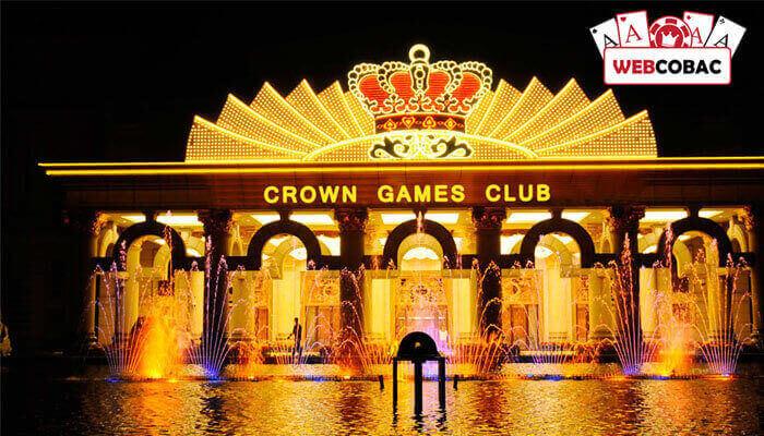 Sòng bạc lớn nhất Việt Nam - Sòng bạc quốc tế Crowne (Đà Nẵng)