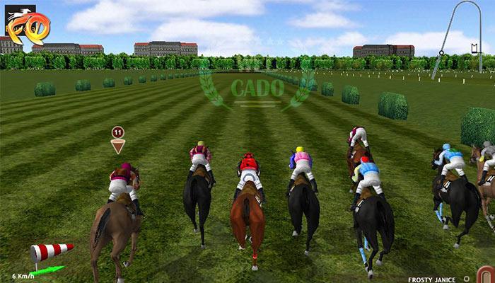 Trò chơi đua xe ngựa ảo - Virtual Horses