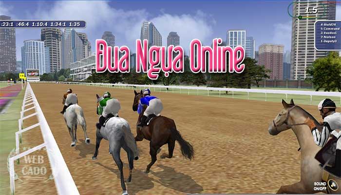 Mẹo chơi cá cược đua ngựa trực tuyến