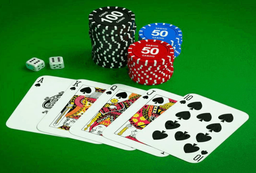 Các quy tắc giúp bạn leo lên bậc thang trò chơi poker-Hình 3