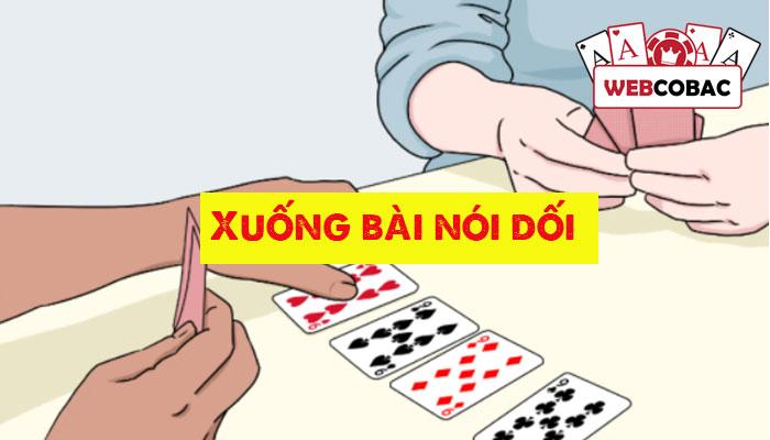 Cách chơi cheat bài chuẩn nhất và đơn giản nhất.