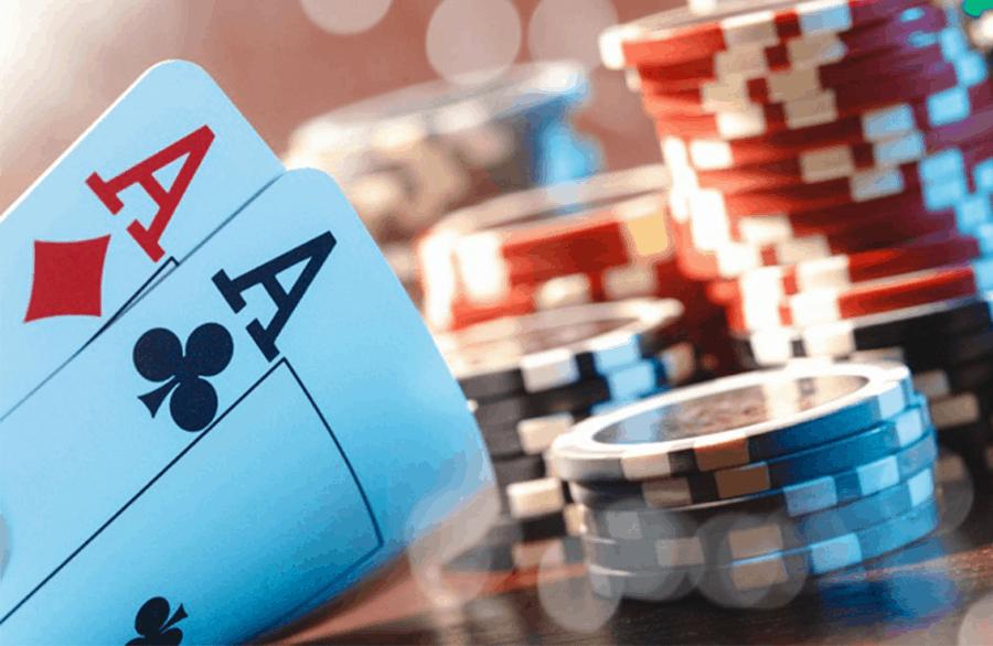 Người đàn ông và cỗ máy đã dành 20% cho trò chơi thông qua trò chơi blackjack-Picture 3