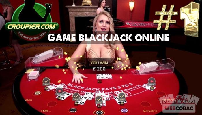 Chơi trò chơi blackjack trực tuyến cũng giống như chơi ngoại tuyến
