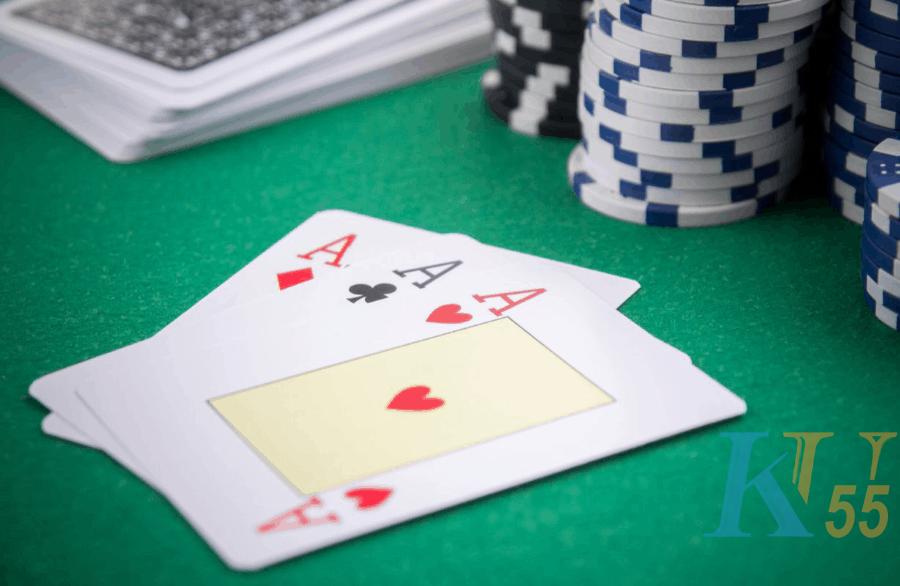 Blackjack cung cấp cho người chơi cơ hội kiếm tiền-Hình 1