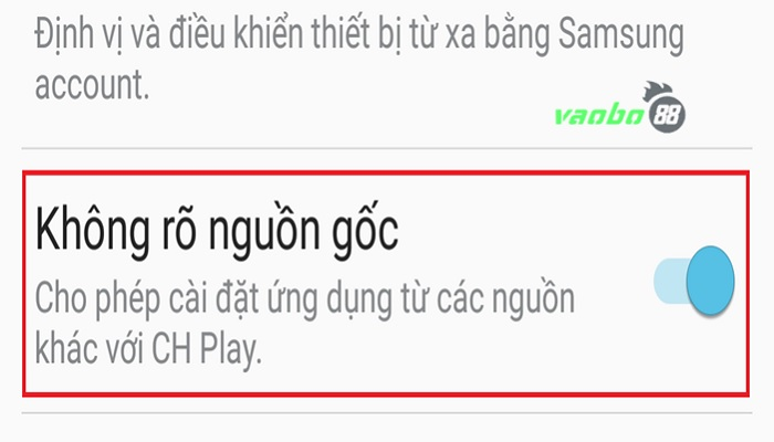 Tải xuống 188bet android