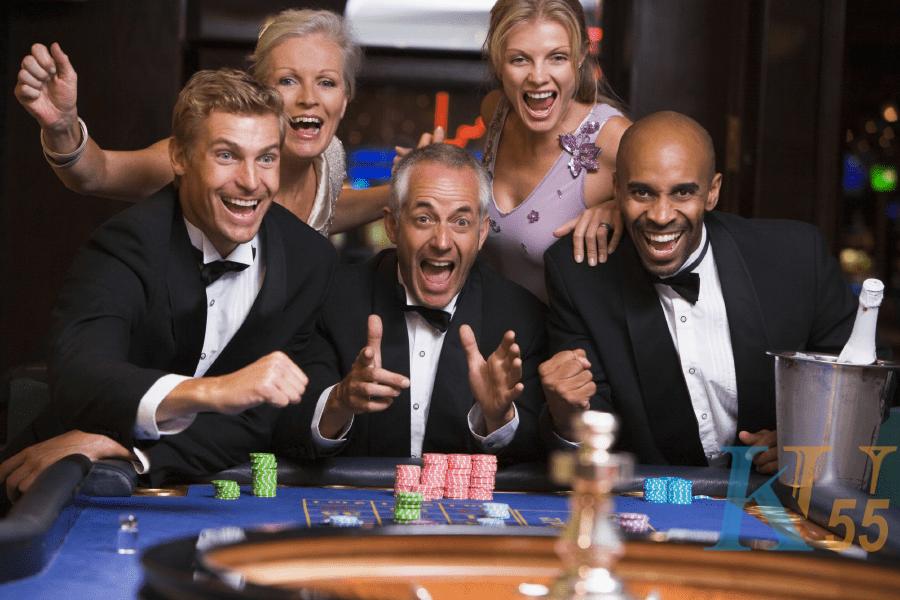 Roulette-trò chơi sòng bạc nhà hàng được yêu thích nhất