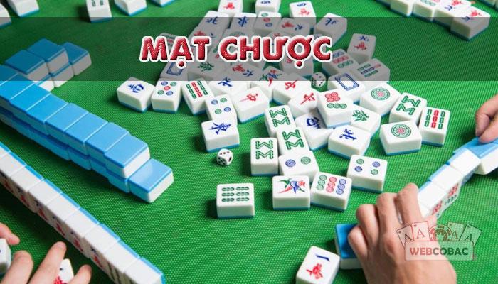 Hong Kong Mahjong còn được gọi là Mahjong