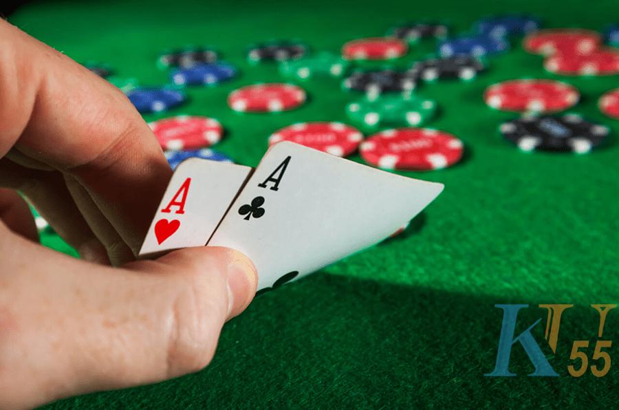 Spirit sử dụng một cái thang để dễ dàng chơi blackjack-Hình 1