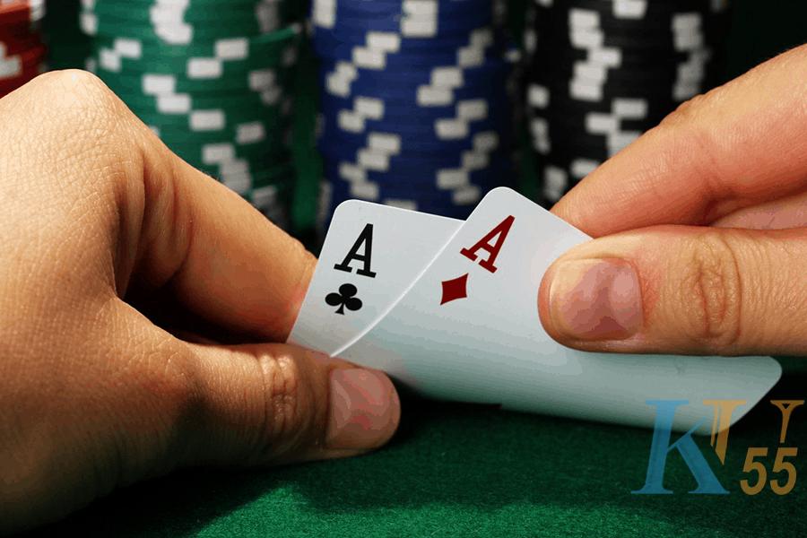 Thang Poker nam, có 4 quy tắc chính