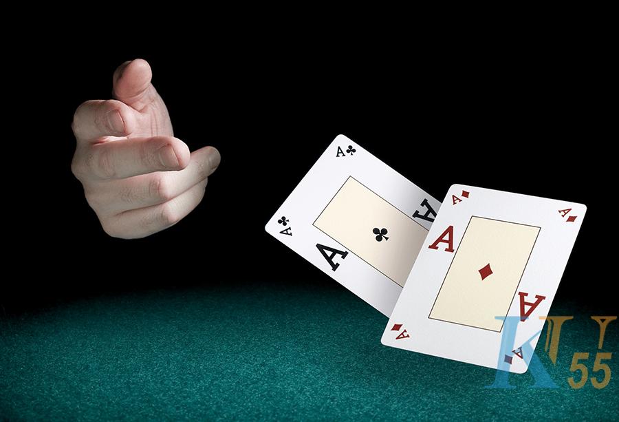Sử dụng 5 thủ thuật đơn giản để chơi một cái thang trong trò chơi poker