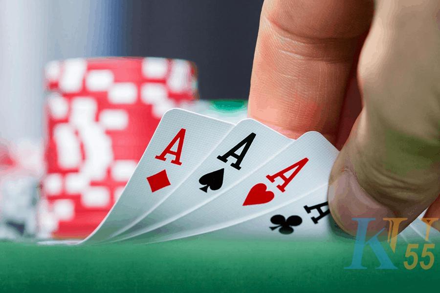 Các thao tác và trò ảo thuật có thể giúp bạn thực hiện tốt trò chơi xì dách-Hình 1