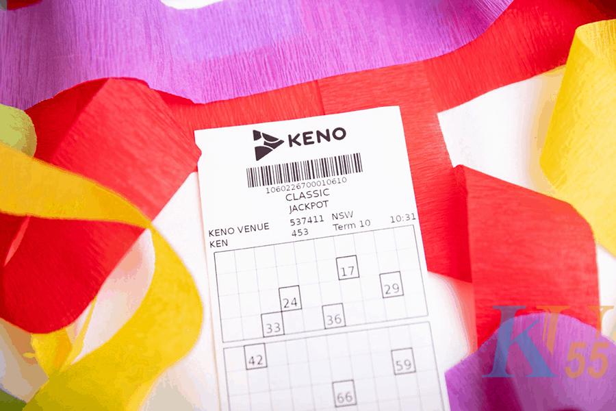 Mẹo hay giúp giành chiến thắng trong trò chơi Keno trực tuyến bậc thang-Hình 1