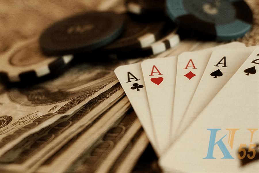 Nhân vật tham lam khi chơi blackjack-picture 1