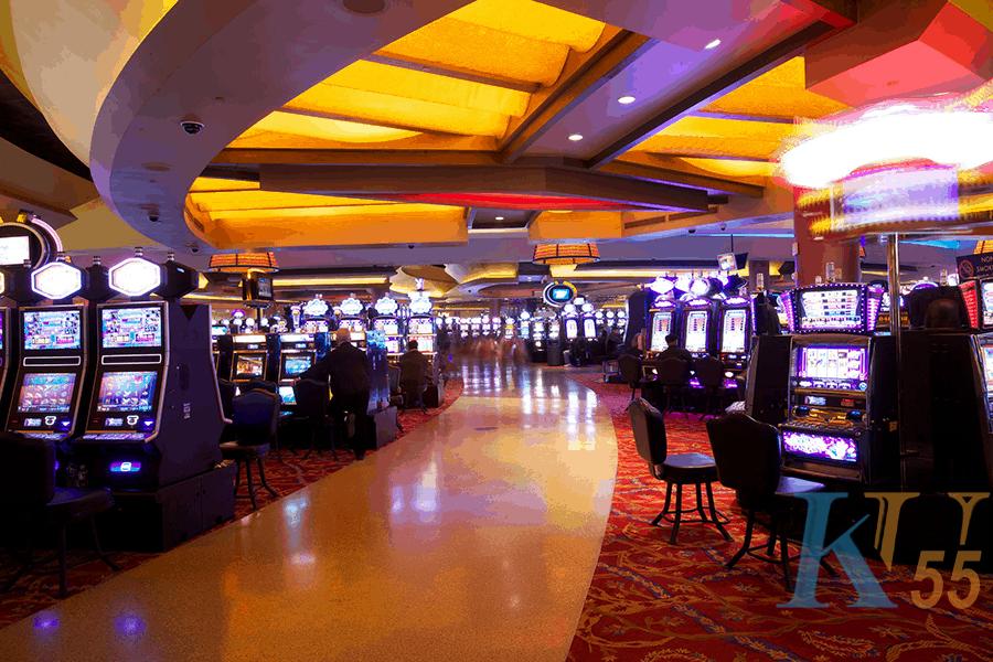 Máy đánh bạc trò chơi an toàn Trò chơi trực tuyến-Picture 1