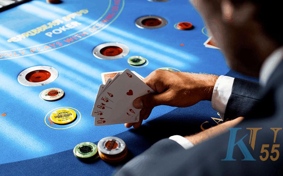 Làm thế nào để thắng một trò chơi poker? - Bức tranh 1