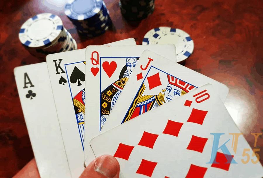 Trò chơi game Poker online miễn phí-Hình 1