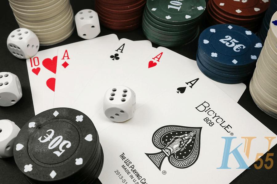 Nhân vật mèo có thể giúp người chơi kiếm được nhiều tiền hơn so với poker