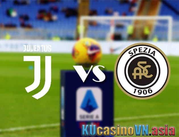 Soi kèo Juventus vs Spezia