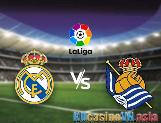 Soi kèo Real Madrid vs Real Sociedad