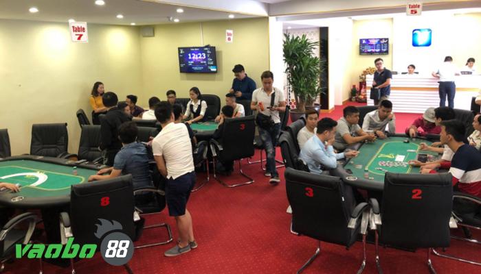 Câu lạc bộ Poker Vstar