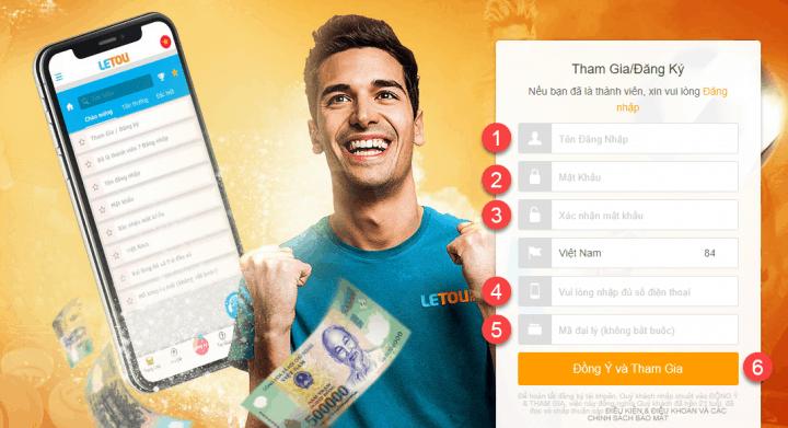 Làm thế nào để đăng ký một tài khoản?