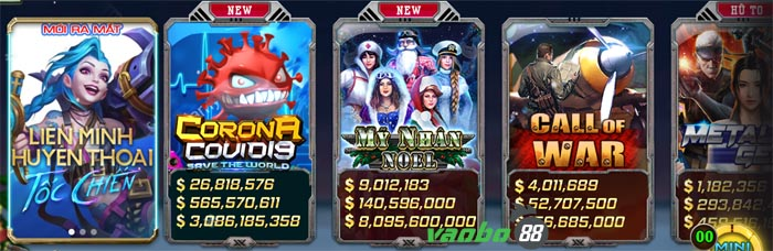 Slot game tại b52